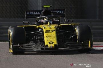 Renault perkenalkan desain sayap depan baru di GP Jepang