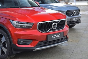Volvo XC40 EV ditunjang fitur digital OS Android