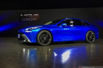 Toyota Mirai versi baru bisa menjelajah lebih jauh