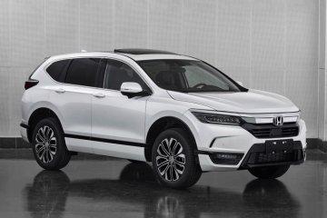Honda Breeze 2020 hanya dipasarkan di China