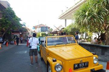 Nikmati jelajah Bali dengan VW Safari