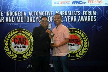 Wuling Almaz mobil terbaik versi wartawan otomotif