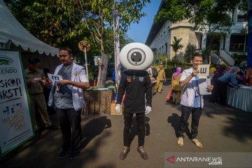 Puncak Peringatan Hari Penglihatan Sedunia