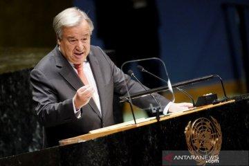"""Sekjen PBB tuntut langkah iklim yang lebih berani, """"atau kita hancur"""""""
