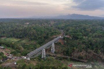 Cagar Budaya Jembatan Cirahong