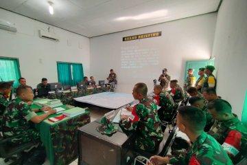 Brigif 21/Komodo gelar latihan taktis komando