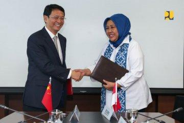 Indonesia-China sepakat bangun Bendungan Pelosika