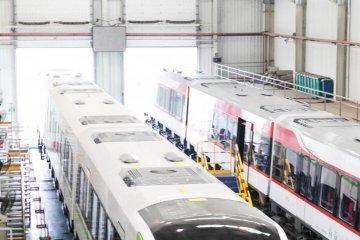 China International Rail Transit & Equipment Manufacturing Industry Exposition pertama siap digelar di Changsha