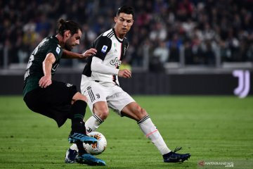 Juventus tundukkan Bologna