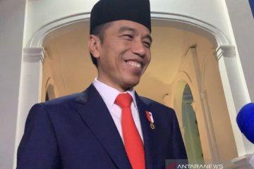 Jokowi pastikan ada perubahan nomenklatur dalam kabinet barunya