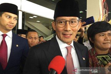 Sandiaga: Pidato Jokowi harapan bagi bangsa tumbuh lebih tinggi