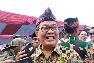 Pemkot harap pemerintahan baru Jokowi bantu pembangunan Kota Bandung