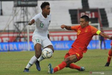 Timnas U-19 Indonesia vs China