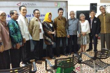 LKBN ANTARA selenggarakan UKW bagi jurnalis Jabodetabek dan Sukabumi