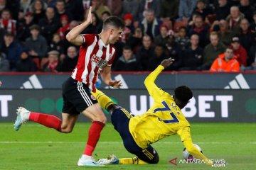 Arsenal telan kekalahan di markas Sheffield United