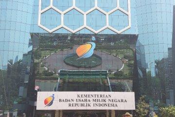 Usai pelantikan menteri, Kementerian BUMN akan gelar sertijab