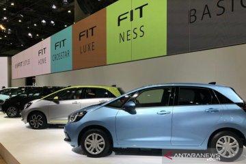 All New Honda Fit pertama di dunia, ini tampilannya
