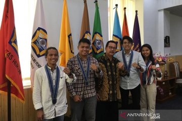 Rektor Unib dukung pengkaderan GMKI Bengkulu