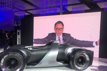 """Toyota """"unjuk gigi"""" soal mobilitas masa depan di Tokyo Motor Show"""