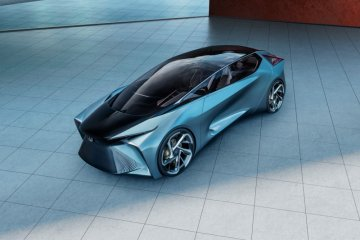 Debut perdana di Tokyo Motor Show, Lexus hadirkan BEV Concept LF-30