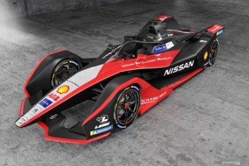 Kimono jadi tema mobil balap Nissan Formula E