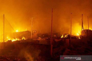 Kebakaran Pasar Jatisari