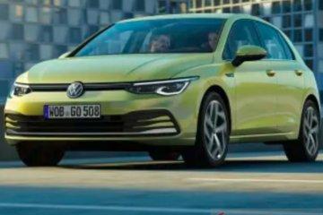 Ini penampakan Volkswagen Golf 2020