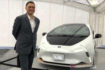 Soal bawa mobil listrik ke RI, Toyota pilih populerkan hibrid dulu