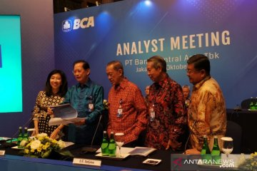 BCA sebut transportasi daring dan MRT picu kredit kendaraan lesu