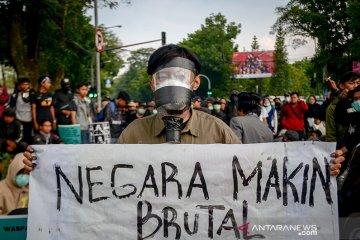 Aksi Parade Rakyat Melawan negara