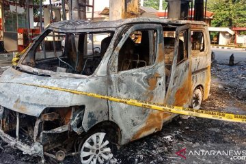 Polisi masih lacak pemilik Daihatsu Grandmax pemicu kebakaran SPBU