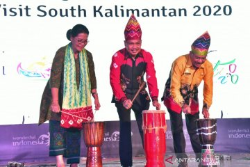 Kalsel gelar 32 agenda pariwisata pada 2020