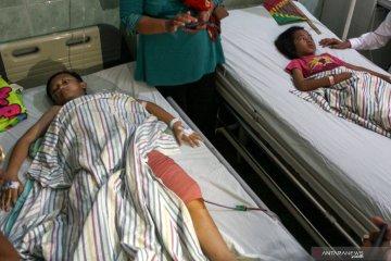 Korban luka SD ambruk Pasuruan