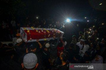 Pemakaman Pembalap Moto Gp Afridza