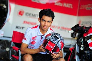 Gantikan Dimas Ekky, Andi Gilang wakil Indonesia di Moto2 tahun depan