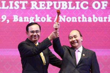 Thailand serahkan keketuaan ASEAN kepada Vietnam untuk 2020