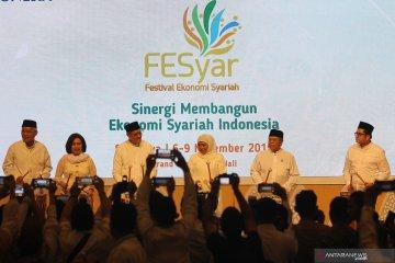 Pembukan Festival Ekonomi Syariah 2019