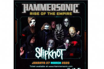 "Kemarin, Slipknot di Hammersonic 2020 sampai teka-teki film ""Joker"""