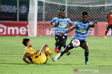 Sriwijaya FC menang lawan Persewar