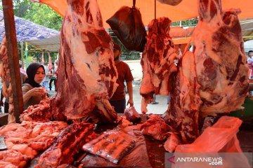 Permintaan daging di Aceh meningkat memasuki bulan Maulid