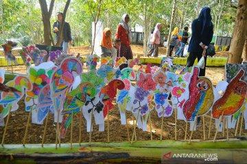 Kampanye Cinta Puspa dan Satwa Nasional