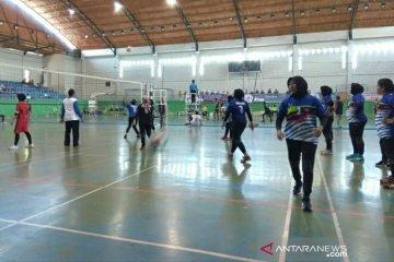 Tim voli putri Babel menang dari Kementerian PPPA