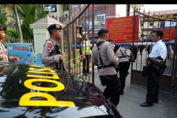 Suasana pascabom bunuh diri Medan