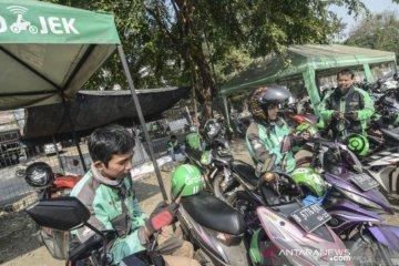 """Asosiasi resah akses driver ojek """"online"""" akan dibatasi usai bom Medan"""