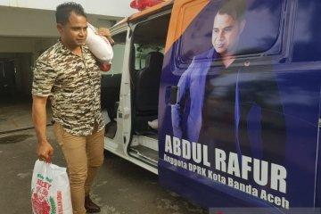 Bansos Anggota Legislatif Banda Aceh