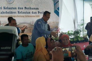 Edhy Prabowo berjanji tindak tegas pelaku pencuri ikan