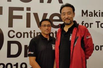 Tempuh 1000 km, Tim Toyota pelajari karakter pengendara di Pulau Jawa