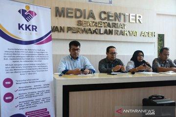 KKR Aceh kasus penghilangan orang