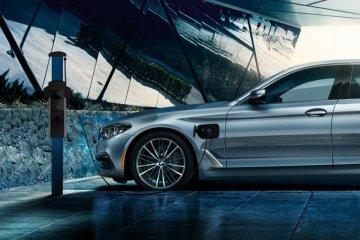BMW Korea siapkan 530e PHEV