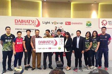 Sederet bintang bulu tangkis ramaikan Daihatsu Indonesia Masters 2020
